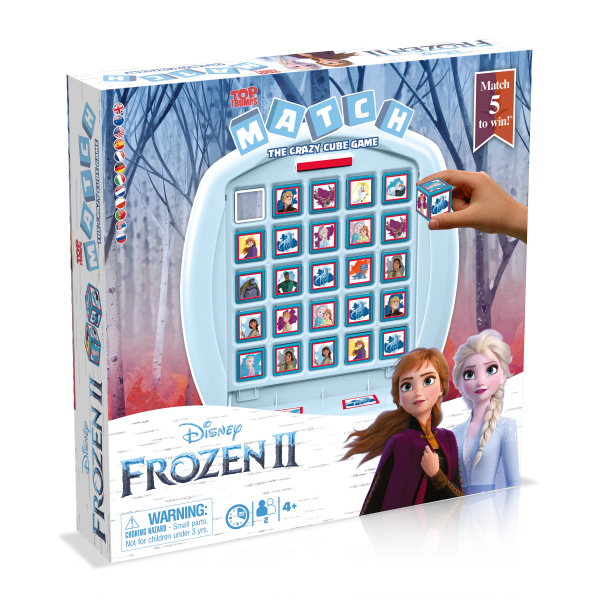 Top Trumps Match - Frozen 2