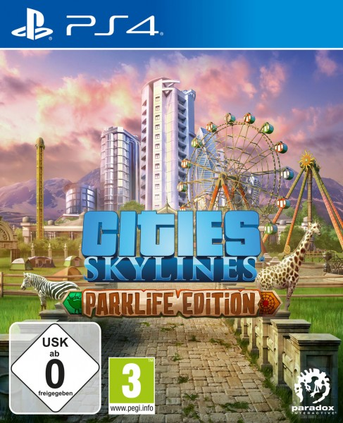 Cities Skylines - Parklife Edition