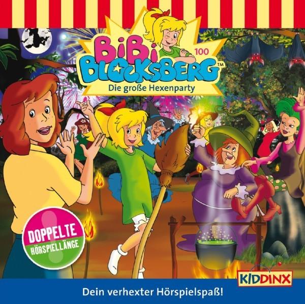 Bibi Blocksberg - Folge 100: Die große Hexenparty