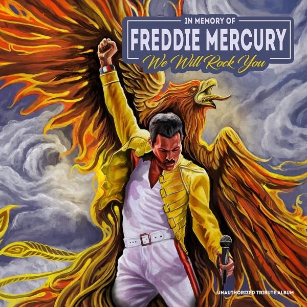 In Memory of Freddie Mercury