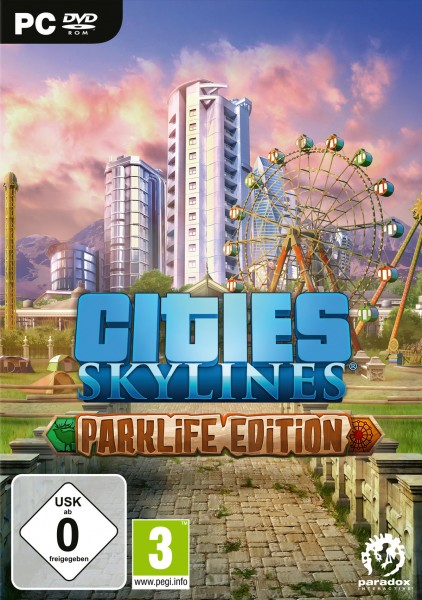 Cities Skylines - Parklife Edition