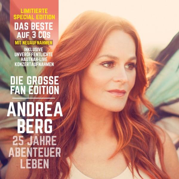 Andrea Berg - 25 Jahre Abenteuer (große Fanedition)