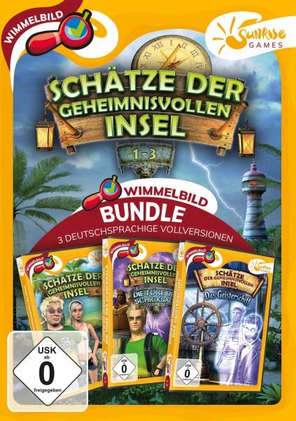 Sunrise Games - Treasures of mystery island 1-3