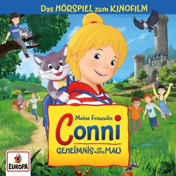 Meine Freundin CONNI - Geheimnis um Kater Mau (Hörspiel zum Kinofilm)