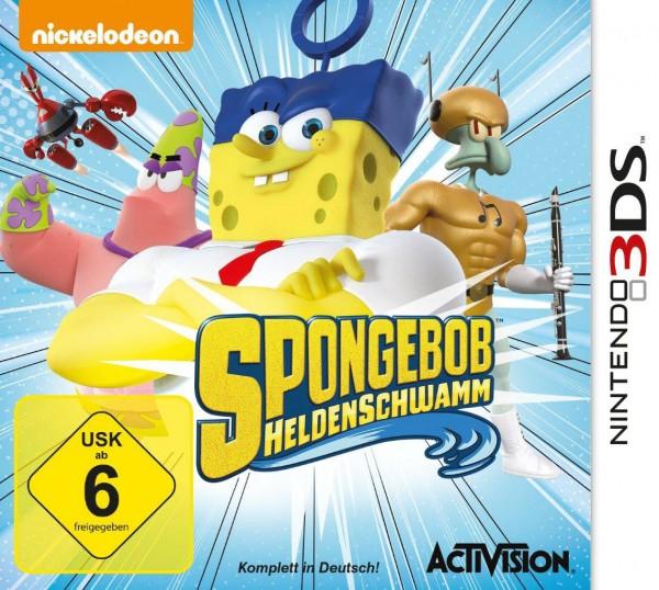 Spongebob Schwammkopf - Heldenschwamm