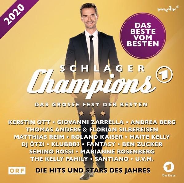 Schlager Champions 2020 - das große Fest der Besten