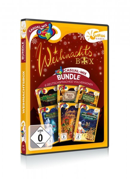 Sunrise Games: WEIHNACHTSBOX