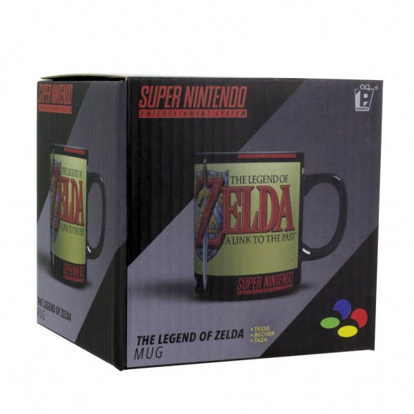 Becher - Super Nintendo: The Legend of Zelda - A Link to the Past