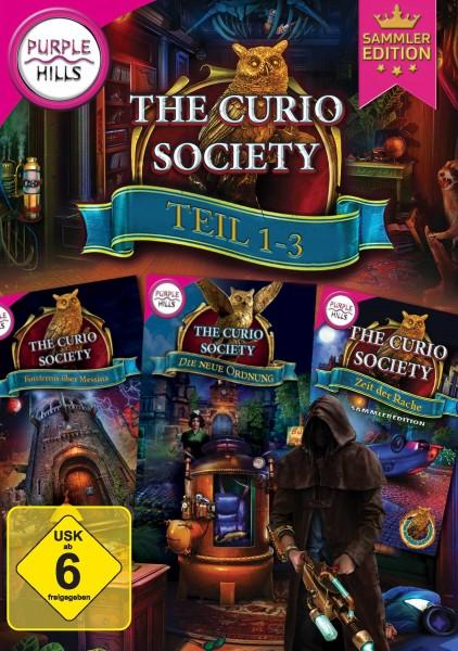 Purple Hills - Curio Society 1-3
