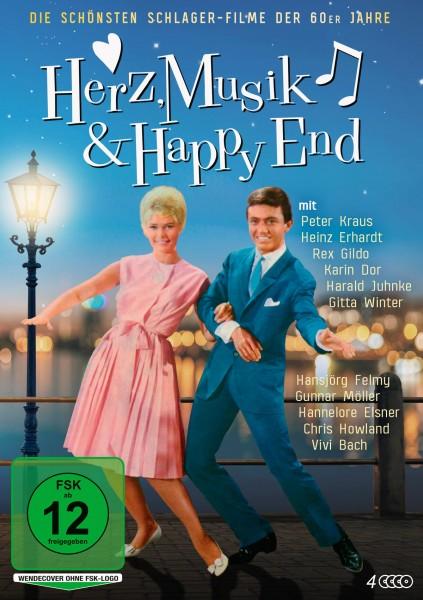 Herz, Musik & Happy End - Die schönsten Schlager-Filme der 60er Jahre