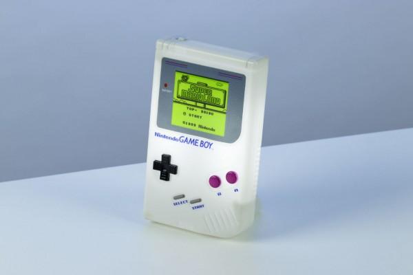 Lampe Nintendo Gameboy