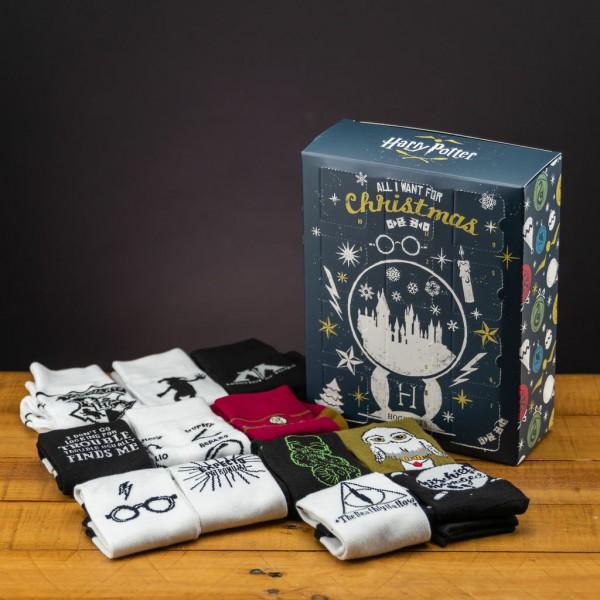 Harry Potter Socken Adventskalender