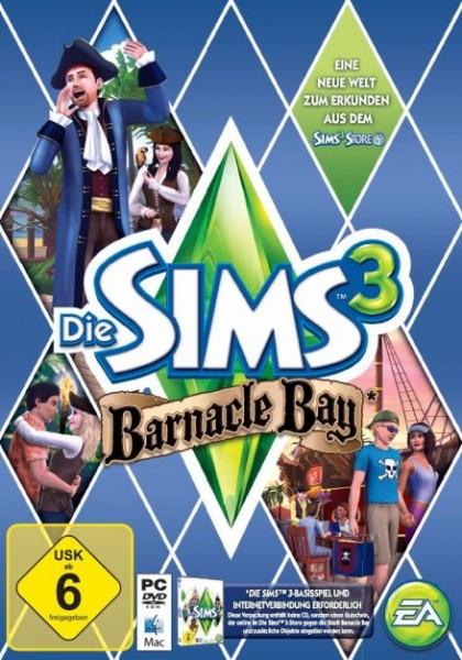 Die Sims 3 - Barnacle Bay (Code in a Box)