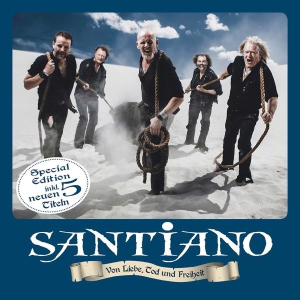 Santiano - VON LIEBE,TOD UND FREIHEIT (SPECIAL EDITION)
